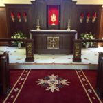 VIZpin Allows Our Lady of Perpetual Help to Make a New Chapel a Safe Place to Pray Any Hour of the Day