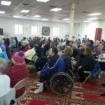 VIZpin Answers Access Needs of Multi-use Islamic Society Property