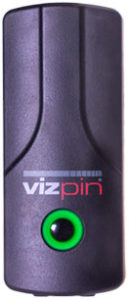 Bluetooth Access Control Proximity Reader VIZpin