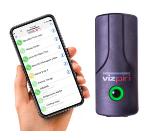 Bluetooth Access Control System from VIZpin