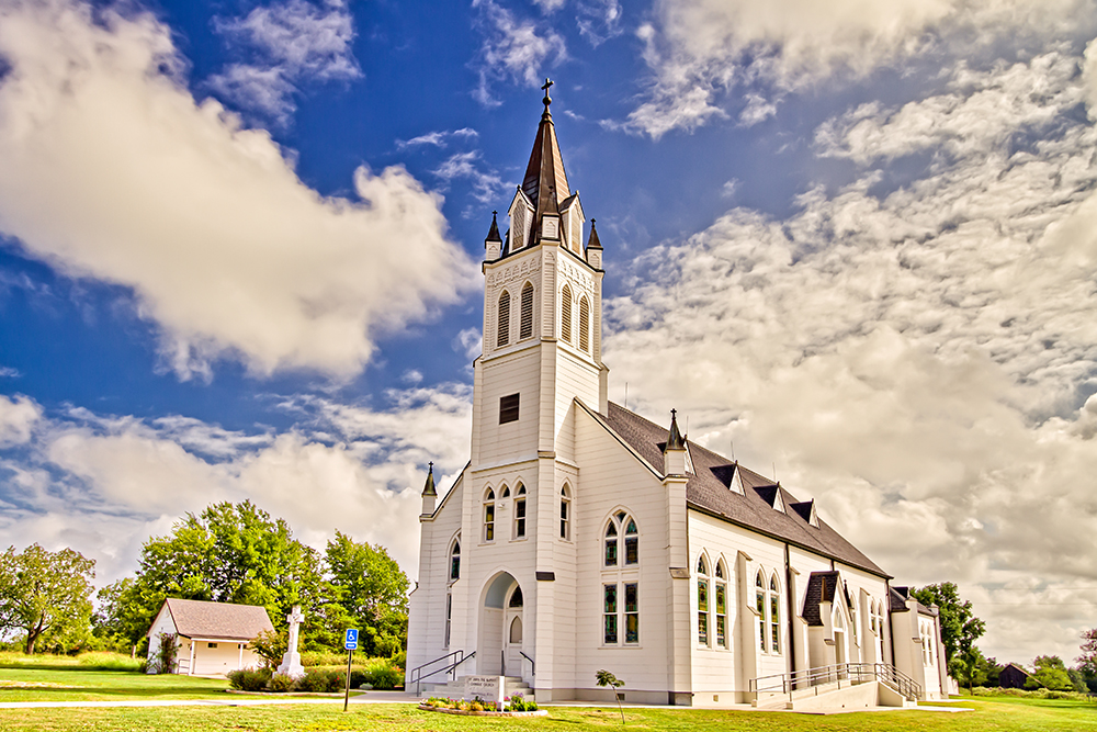 Security is Sacred: The Growing  Need for Access Control in Places of Worship