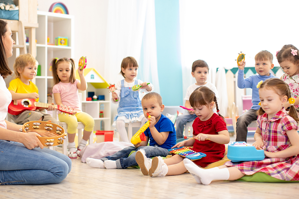 Daycare Centers:  Keeping Bad Guys Out and Chronically Late Parents Punctual