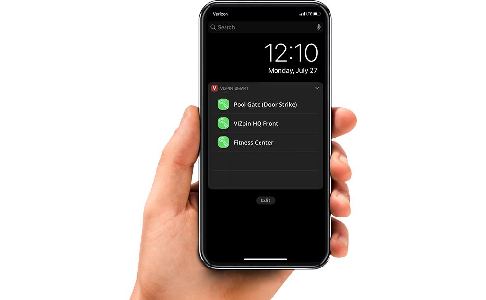 VIZpin Raises the Bar for Smartphone Access Control